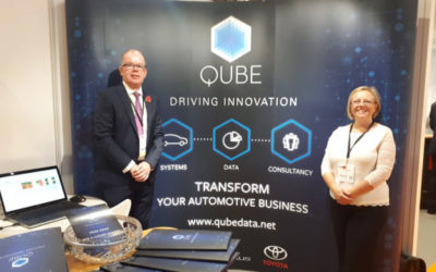 Qube joins the discussion at Automotive Management Live 2018